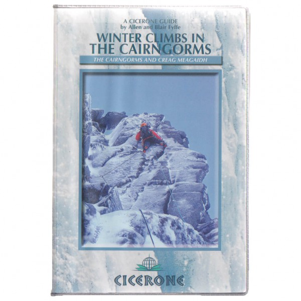 Cicerone - Winter Climbs in the Cairngorms - Climbing guide