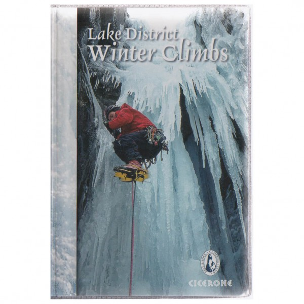 Cicerone - Lake District Winter Climbs - Isklatring guides