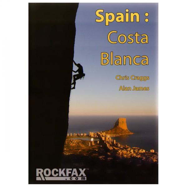 Rockfax - Costa Blanca - Guides d'escalade