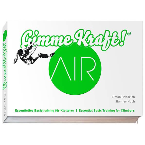 Café Kraft - Gimme Kraft AIR - Trainings- und Lehrbuch