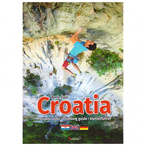 Astroida - Croatia Climbing Guide - Kiipeilyoppaat