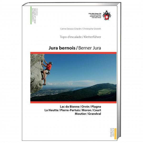 SAC-Verlag - Kf Berner Jura Biel F/D - Klatreguides