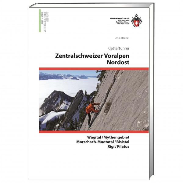 SAC-Verlag - Kletterführer Zentralschweizer Voralpen Nordost - Guías de escalada