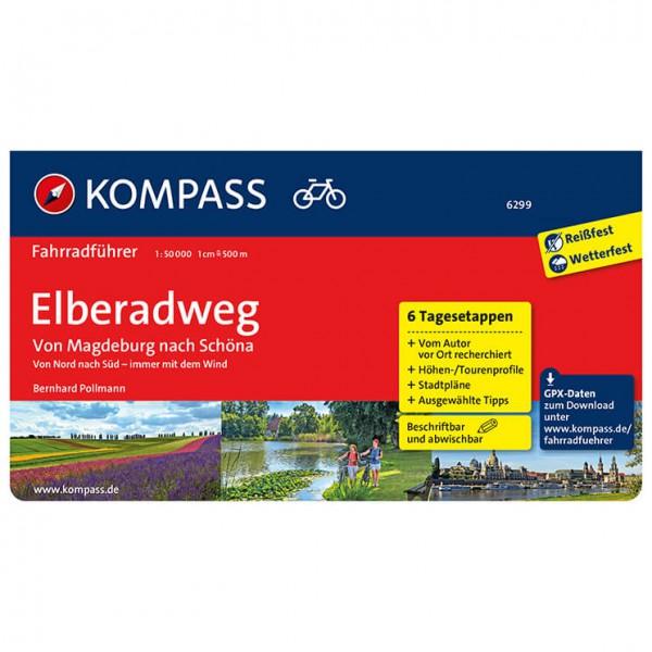 Kompass - Elberadweg von Magdeburg nach Schöna - Cykelguides