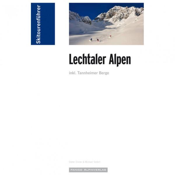 Panico Alpinverlag - Lechtaler Alpen - Hiihtoretkioppaat