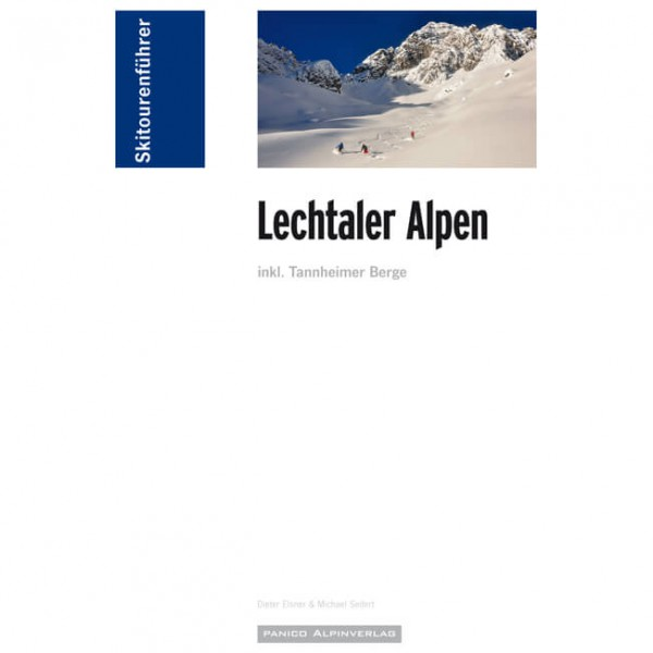 Panico Alpinverlag - Lechtaler Alpen - Ski tour guide