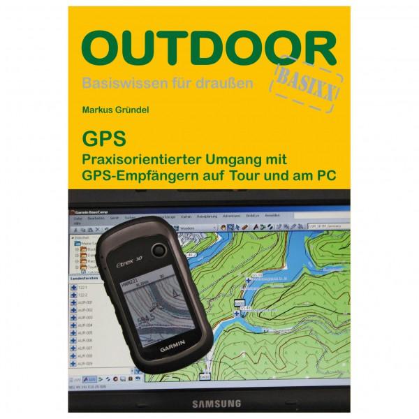 Conrad Stein Verlag - GPS - Grundlagen · Tourenpl. · Navig.