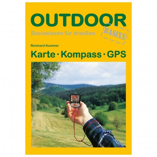 Conrad Stein Verlag - Karte Kompass GPS