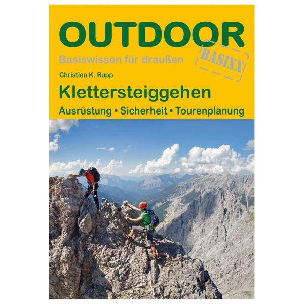 Conrad Stein Verlag - Klettersteiggehen - Klatrestiguides