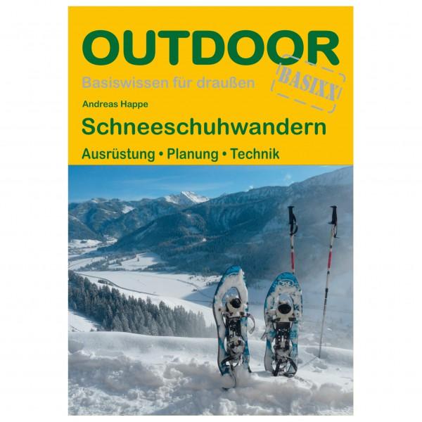 Conrad Stein Verlag - Schneeschuhwandern - Wandelgids