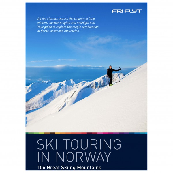 Fri Flyt - Norway - Skitouring In Norway - Skidtursguider