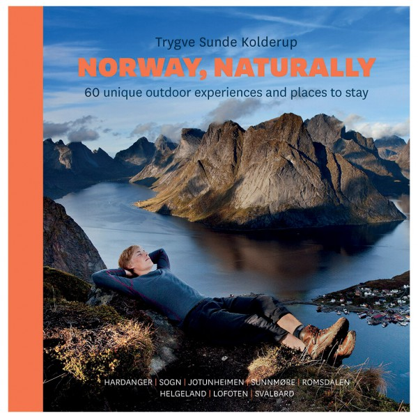 Fri Flyt - Norway, Naturally - 60 Unique Outdoor Experiences - Skitourenführer