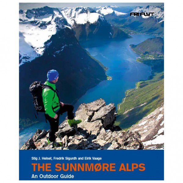 Fri Flyt - The Sunnmore Alps - An Outdoor Guide