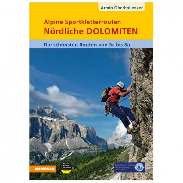 Athesia Tappeiner Verlag - Alpine Sportkletterrouten - Klätterförare