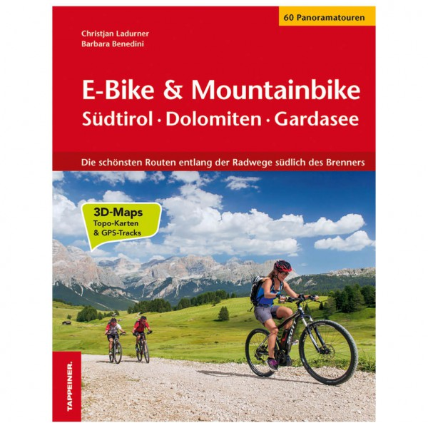 Tappeiner - E-Bike – Mountainbike - Cycling guide