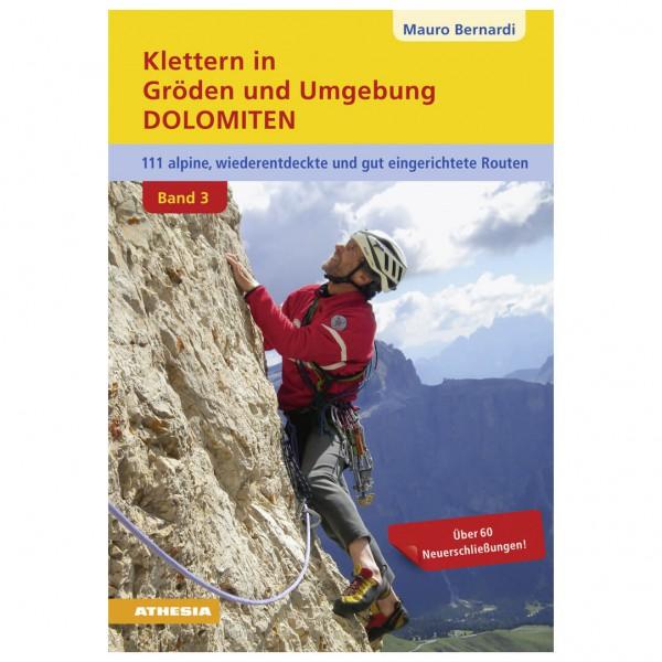 Athesia Tappeiner Verlag - Klettern in Gröden & Umgebung - Klimgidsen