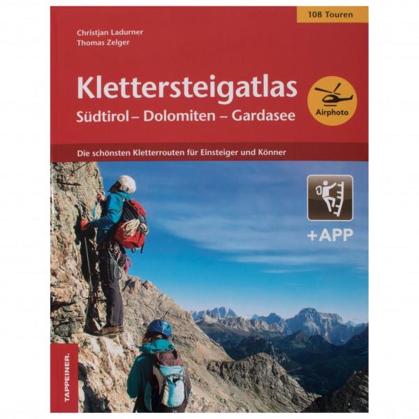 Tappeiner - Klettersteigatlas Südtirol – Dolom. – Gardasee