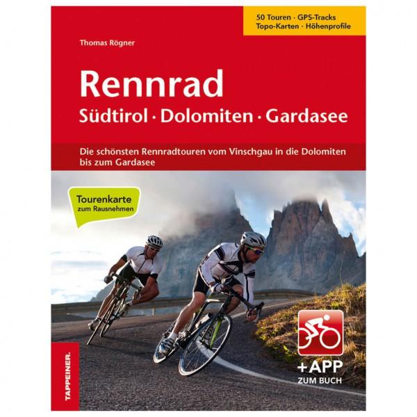 Tappeiner - Rennrad Südtirol–Dolomiten–Gardasee - Cykelguider