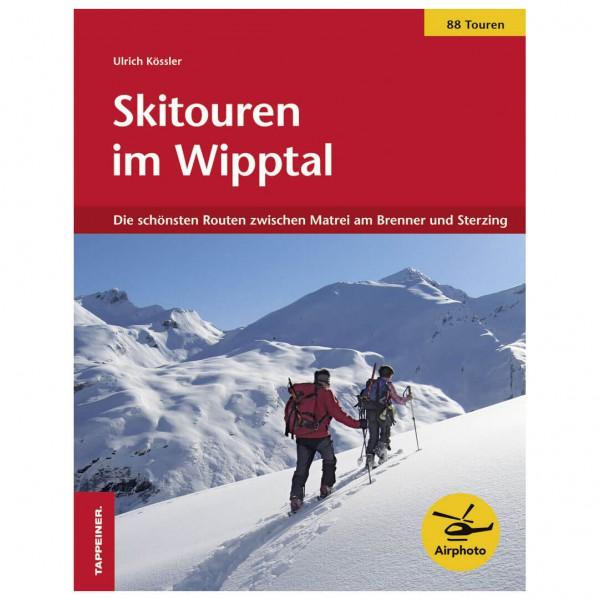 Tappeiner - Skitouren im Wipptal - Lasketteluretkioppaat