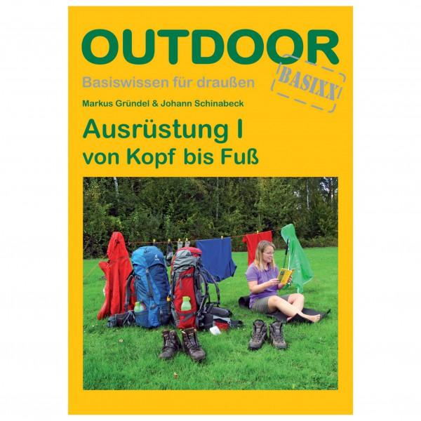 Conrad Stein Verlag - Ausrüstung I von Kopf bis Fuß