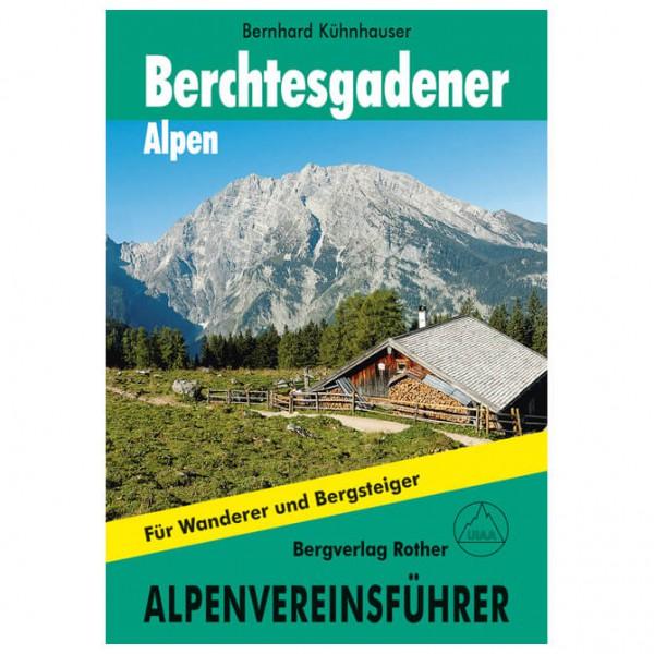 Bergverlag Rother - Berchtesgadener Alpen - Alppiyhdistysten oppaat