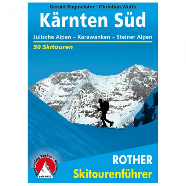 Bergverlag Rother - Kärnten Süd - Skitourgidsen