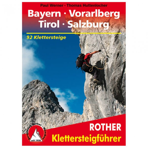 Bergverlag Rother - Klettersteige - Klettersteigführer
