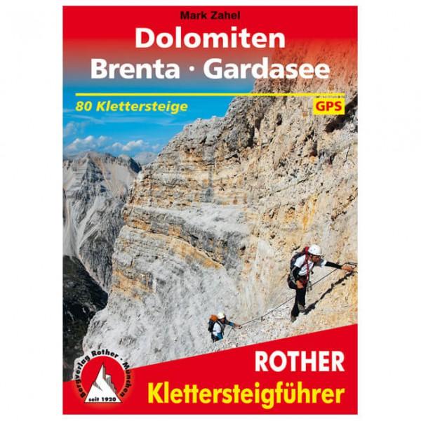 Bergverlag Rother - Klettersteige Dolomiten