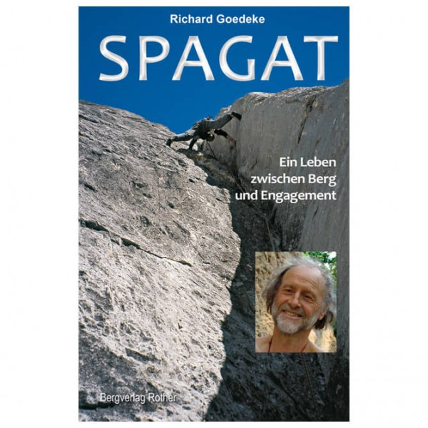 Bergverlag Rother - Richard Goedeke - Spagat