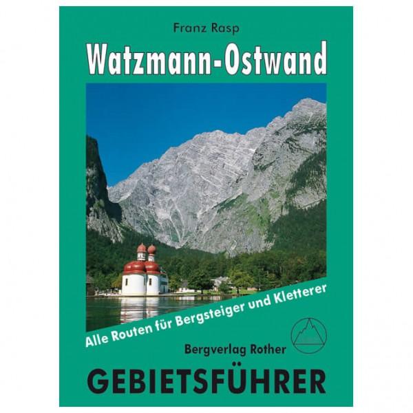 Bergverlag Rother - Watzmann-Ostwand - Alpine Guide