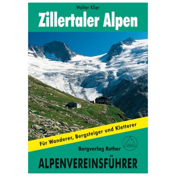 Bergverlag Rother - Zillertaler Alpen - Alpinistengidsen