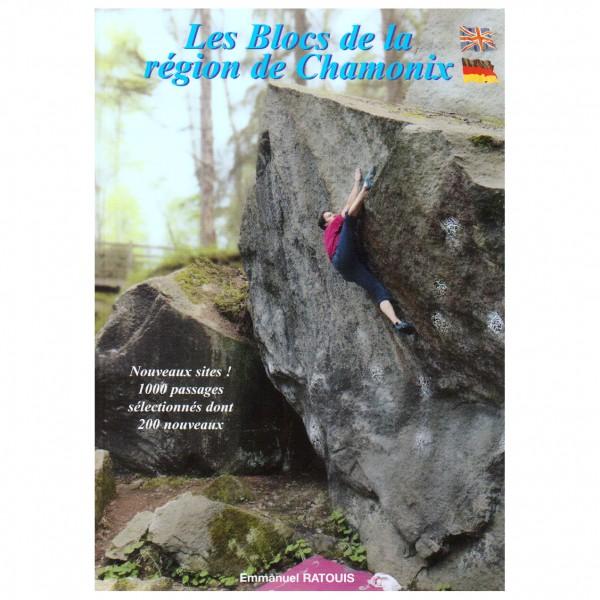 Gebro-Verlag - Les Blocs de la Région de Chamonix - Boulderointioppaat