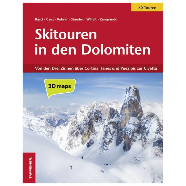 Tappeiner - Skitouren in den Dolomiten, Band 1 - Skitourgidsen