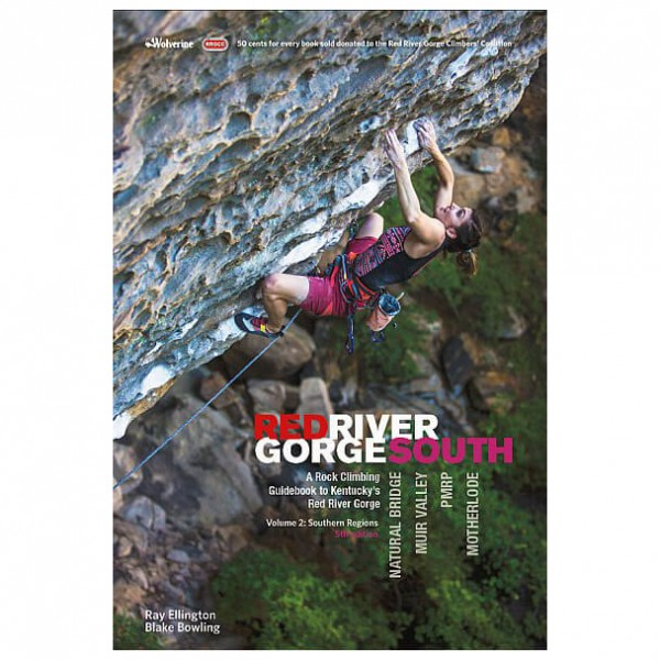 Cordee - Red River Gorge South - Kiipeilyoppaat