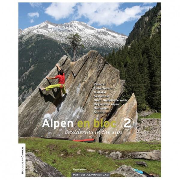 Panico Alpinverlag - Alpen en Bloc - Band 2 - Guías de boulder