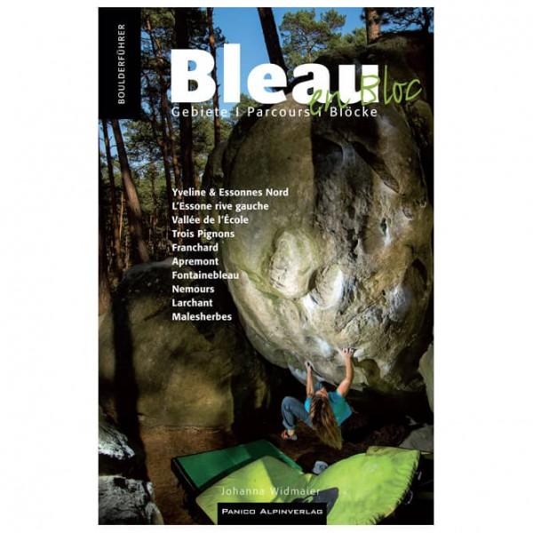 Panico Alpinverlag - Bleau en Bloc - Bouldering guide