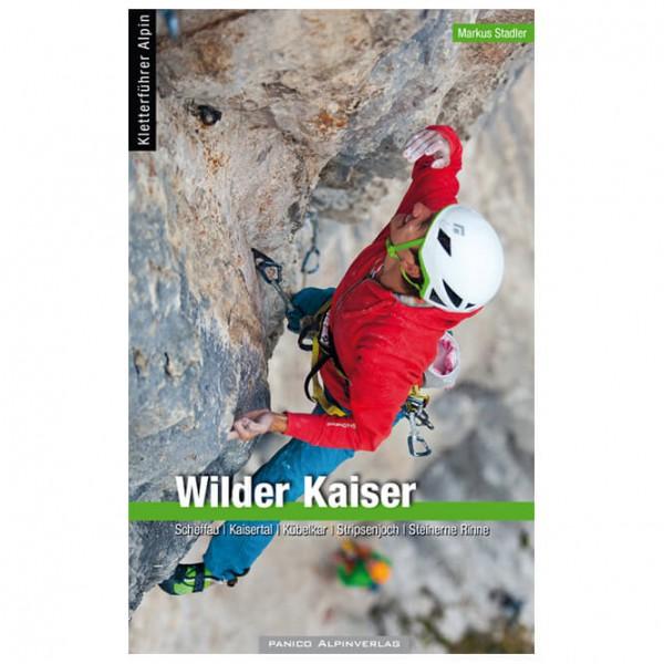 Panico Alpinverlag - Wilder Kaiser - Climbing guide