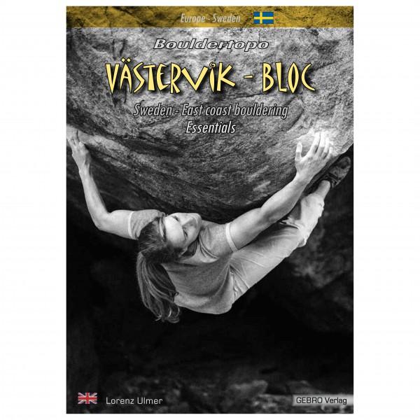 Gebro-Verlag - Västervik-Bloc - Guías de boulder