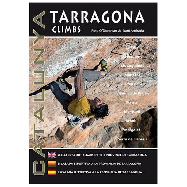 Vertical Life - Catalunya - Tarragona Climbs - Klimgidsen
