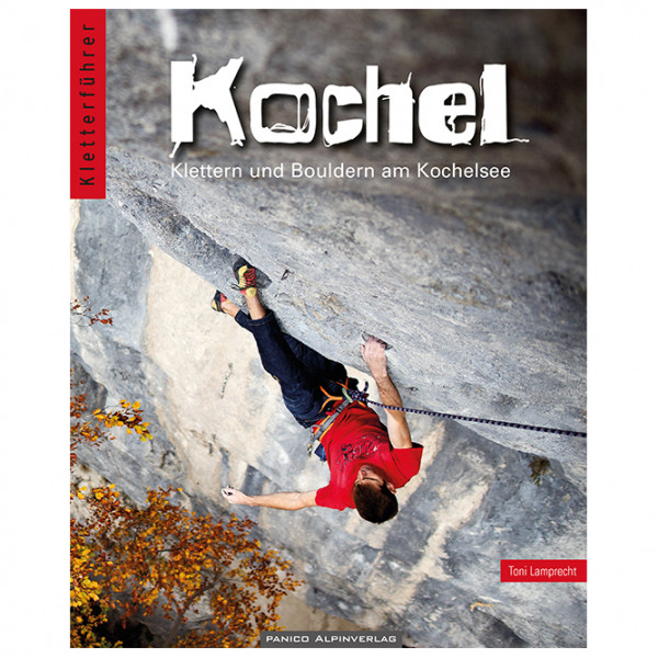 Panico Alpinverlag - Kletterführer Kochel - Klätterförare