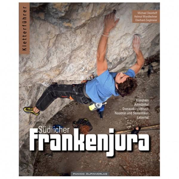 Panico Alpinverlag - Kletterführer Südlicher Frankenjura - Climbing guide