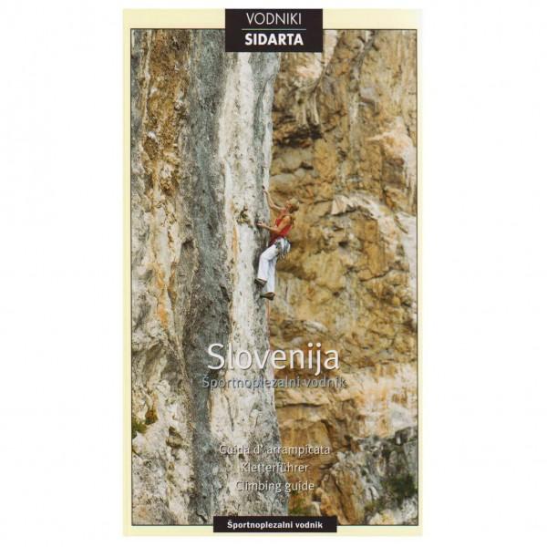 Sidarta Verlag - Slovenia Sport Climbs - Kletterführer