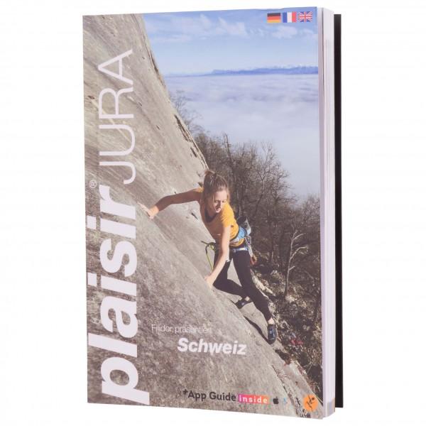 Vertical Life - Plaisir Jura - Sport Climbing Guidebook - Kletterführer