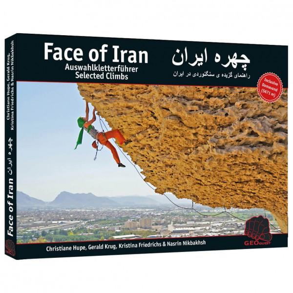 Geoquest-Verlag - Face of Iran - Klimgidsen