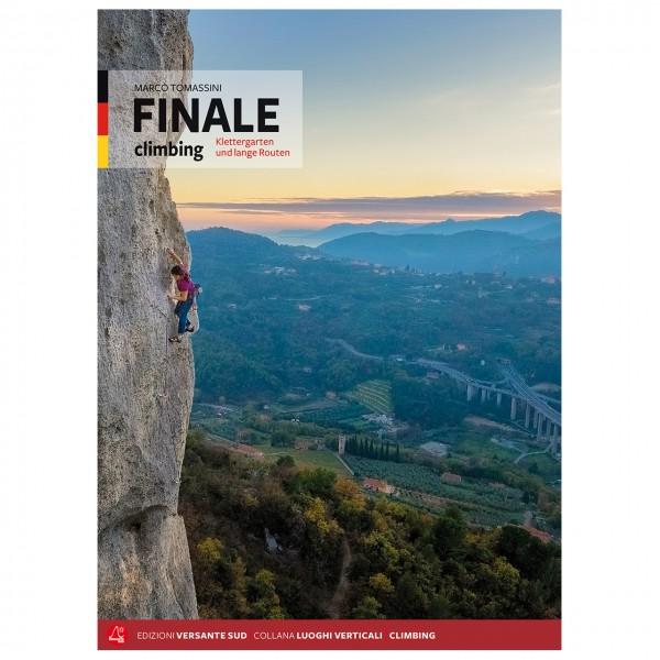 Versante Sud - Finale Climbing: Klettergarten & lange Routen - Klatreguides