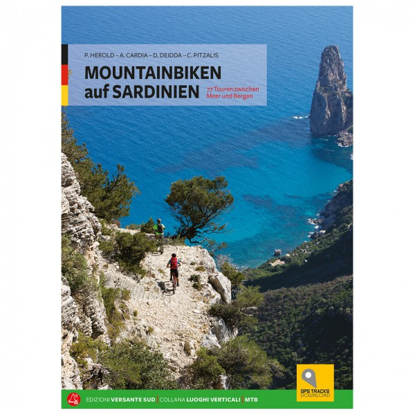Versante Sud - Mountainbiken auf Sardinien - Cycling guide