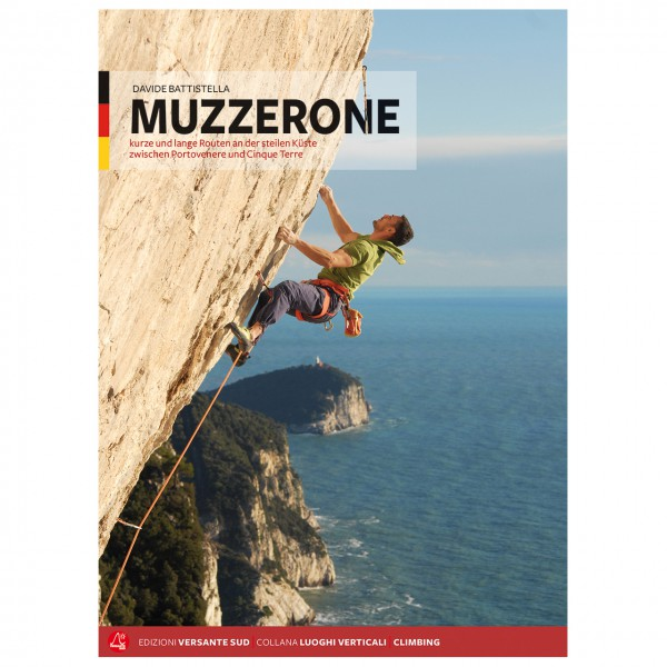 Versante Sud - Muzzerone: zw. Porto Venere & Cinque Terre - Klätterförare