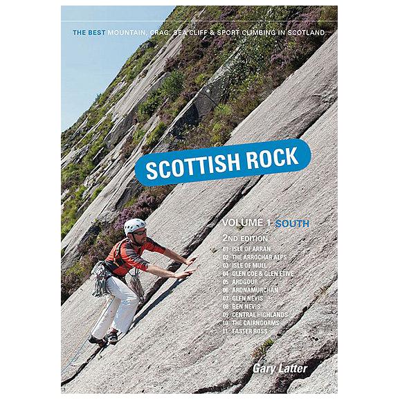 Pesda Press - Scottish Rock - Volume One - South - Kletterführer