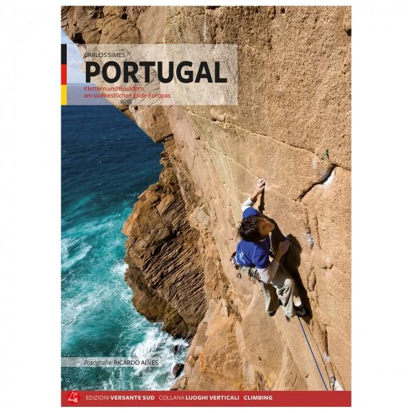 Versante Sud - Portugal - Kletternam südwestl. Ende Europas - Climbing guide