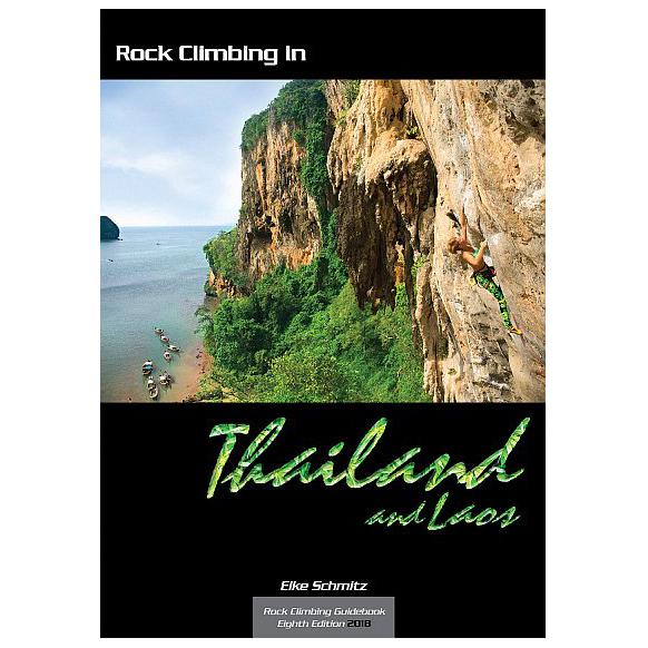 Elke Schmitz - Rock Climbing in Thailand and Laos - Kletterführer